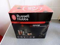 Russell Hobbs 3 in 1 hand blender - NEVER USED