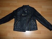Biker Jacket Young Dimension Age 10-11