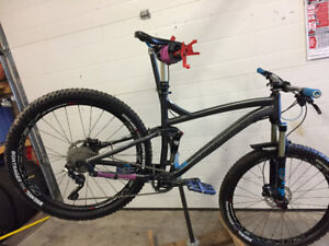 Norco Fluid 7.1  - purchased new this year. Lots of upgrades!
