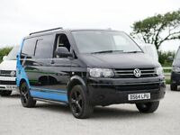 2014 64 Reg Volkswagen VW Transporter 102 ps Camper Campervan Brand New Conversion