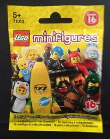 Lego Series 16 Minifigures Complete Set New