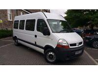 Renault Master, Low Milage, No Vat, Great Camper or minibus conversion