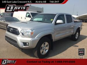 2013 Toyota Tacoma V6 HEATED SEATS, 6-SPEED MANUAL, USB PORT