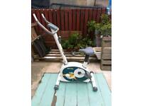 Excellent condition DELTA exercise bike.