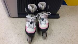 Schwinn - Adjustable Girls Inline Skate Size 5