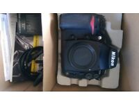 Nikon D700 with GGS Glass in superb condition