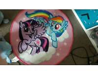 My little pony rug