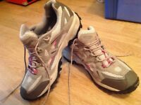 Gore-tex North Face Hiking Shoes with Vibram Soles - as NeW!