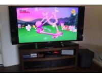 Sony 4K LED HD TV & trolley