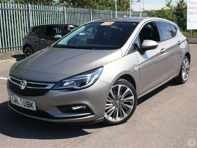 Vauxhall Astra 1.6 CDTi 160 Bi-Turbo Elite Nav 5dr