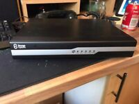 Cctv DVR 4 channel DVR system with 500 gb harddrive , may swapz
