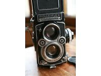Rolleiflex 3.5f Carl Zeiss Planar 75mm