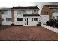Spacious 3 Bedroom Family House To Rent In Oadby Leicester LE2 Close To Schools