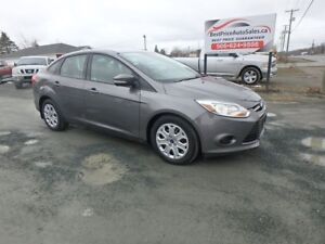 2013 Ford Focus SE! CERTIFIED!