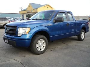 2013 Ford F-150 STX SuperCab 6ft Box