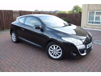 Renault megane coupe 2010, 1.5 diesel (dci) repairlable salvage Cat D, very good condition