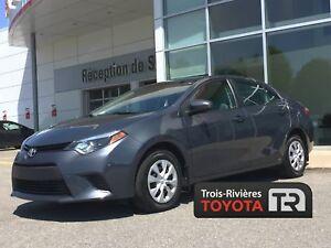 Toyota Corolla Berline 4 portes, boîte automatique, CE