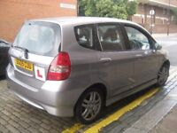 HONDA JAZZ 1.3 AUTOMATIC 2005 **** MUST GO BOUGHT ANOTHER CAR ***** £1150 ONLY **** 5 DOOR HATCHBACK