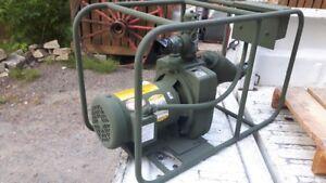 pompe a eau centrifuge