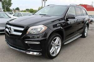 2014 MERCEDES GL350 BLUETEC AWD NAVIGATION/DVD/CAMERA 360/XENON
