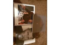 Gary barlow collectors edition with hand signed phito