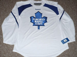 Toronto Maple Leafs Reebok Edge Practice Jersey Size Large NEW
