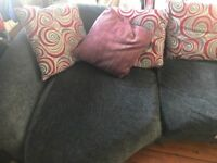 Large corner sofa for sale as moving home. Great condition, great price