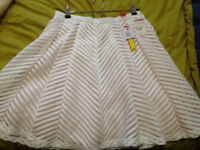 NEW with tags, Catherine Maladrino Skirt UK 12