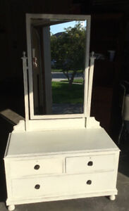 Lovely Chalk Painted Dresser