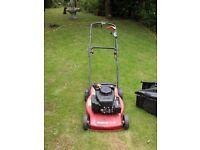 Lawnmower Petrol Mountfield (Needs servicing)