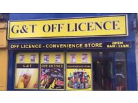 Established Newsagent Off Licence Business For Sale - Main Road - Busy Student Area - Huge Potential