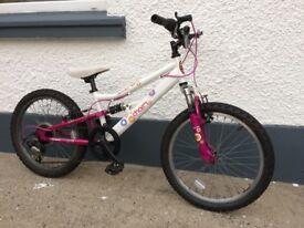 """Apollo Charm Girls' Mountain Bike - 20"""""""