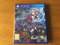 Nights of Azure (PS4) Used, like new condition