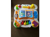 Baby gym and activity table. £20 each.