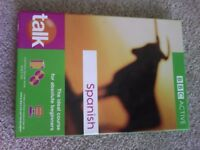 Spanish course book with CDs