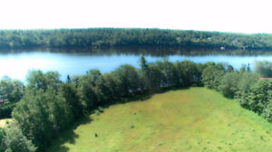 BEAUTIFUL WATERFRONT LAND WAITING FOR A LOVELY HOME!!