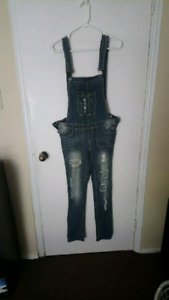 Womens Overalls size 8-10 $15 obo