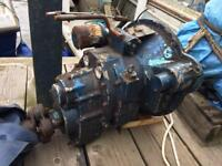 Boat TMP gearbox, fits most engines.