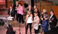 Gospel Quartet and Solo Singing