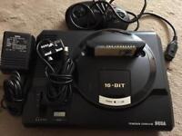 16 bit mega drive