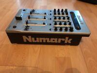 NUMARK 3 Channel DJ Mixer - Matrix 3 Series