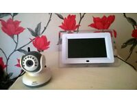 Video Camera and Monitor