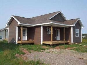 New Build House for Sale Amherst NS