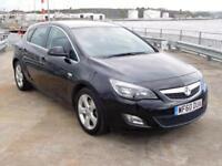Vauxhall/Opel Astra SRI 2010