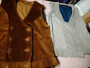 Costumes, dress-up items from local theatre