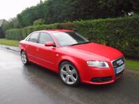 Audi A4 2.0 tdi - 2006 - S Line - 120k Miles - Bargain car - Runs well but DPF removed runs smoky.
