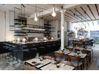 Magpie: Kitchen roles, immediate start
