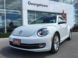 2015 Volkswagen The Beetle