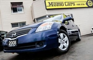 2008 Nissan Altima 2.5 S! CVT! Cruise+AuxIn! ONLY $124/bi-weekly