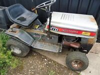 mtd ride on mower for spares or repair